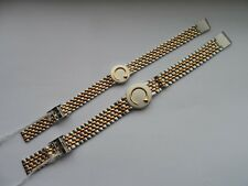 Elite Two Tone Gold/Silver Bioflow magnetic bracelet - Large or Small