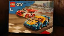 Lego City Racing Cars 60256 New and Sealed