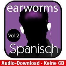 Hörbuch-Download (MP3) ★ Marlon Lodge: Spanisch Vol. 2