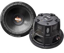 LANZAR MAX154D  Auto Lautsprecher Subwoofer 38cm / 380mm Power max 2000W