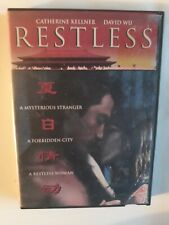 Restless (DVD, 2001) Catherine Kellner, David Wu Movie [OOP Extremely RARE DVD]