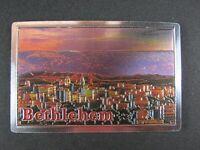 Betlehem Israel Magnet Metall ! Souvenir,6,5 cm,neu,Reiseandenken