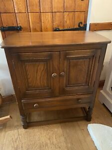 Ercol 731 Credence Cupboard