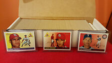 2004 Complete Topps HERITAGE BASE SET *** 385 cards + 4 Checklists  MINT
