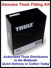 BRAND NEW THULE 4007 FITTING KIT FOR AUDI A4 AVANT ESTATE 2008> INTEGRATED RAILS