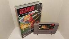 Legend of Zelda: Parallel Worlds - SNES Super Nintendo Media Case NTSC