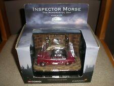 Corgi Inspector Morse Jaguar / Diorama Scene   -  NEW Boxed  Ref 01806