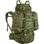 Wisport Raccoon 65L Backpack Travel Hiking Outdoor MOLLE MultiCam Tropic Camo