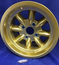 MINILITE Ford Group4 Escort - 7x13 Competition Rally Alloy Wheel - Gold