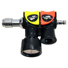 Aquatec Duo Alert Scuba Dive Dual Air Powered U/W Surface Signal Device - Type 3