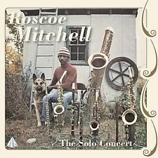 Roscoe Mitchell: The Solo Concert CD 1973-1974