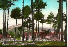 MONTECALVO IRPINO ( Avellino )  -  Panorama dalla Pineta Comunale
