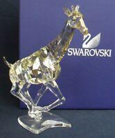 Swarovski crystal GIRAFFE full stamp Model 935896 boxed A/F