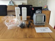 WOOLWORTHS 5.5 inch ANALOGUE TV WITH AM/FM RADIO - Collection Only