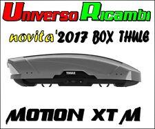 Box Da Tetto Thule Motion XT M Titan Lucido 400 Litri