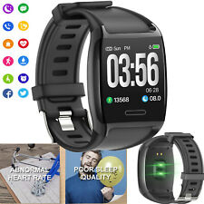 1.3 Inch Smart Watch Heart Rate Monitor Sport Watch For Android Samsung LG G6 G7