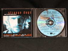 Strange Days. Film Soundtrack. 1995. Compact Disc. Made In Australia (?)
