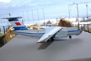 Aeroflot Ilyushin IL-76 (CCCP 76470), 1:200, lim. 50 p. rare!