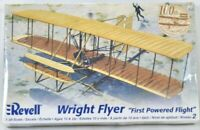 NEW FACTORY SEALED REVELL WRIGHT BROTHERS FLYER FIRST POWERED FLIGHT 1:39 MODEL