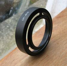 40mm x 0.5mm a vite in Ventilato paraluce per Canon Obiettivi Telemetro