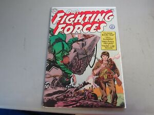Our Fighting Forces #1 COMIC BOOK 1954