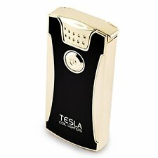 Tesla Coil Lighters USB Rechargeable Windproof Dual Arc