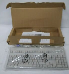 Fujitsu FKB8720 N860-8729-T501/20 PS/2 Wired Keyboard Free US Shipping