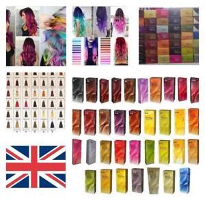 Berina Hair Color Cream Permanent Cream Style Dye Professional Pick 21 Colour