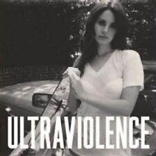 LANA DEL REY Ultraviolence (Cardboard Digipak Deluxe Ed) 3 Extra Tracks CD NEW