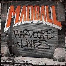 MADBALL - HARDCORE LIVES  CD NEU
