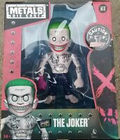 "Jada Metals Die Cast DC 2.5"" Suicide Squad ( The Joker )"