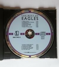 Eagles - The Best of Eagles CD (1985) TARGET WEA / Asylum West Germany made