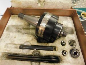 BIG Daishowa Spindle Speeder NMTB40 Shank 1:7 Ratio 10,000 RPM's