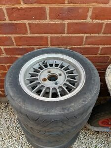 Fiat Mag Wheels 13in x 5 (98mm pcd.  Suit 124, 128, 125, 127, 850, 131, 132 etc)