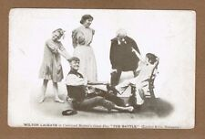 Wilton Lackaye in Cleveland Moffett's Play THE BATTLE at DERTHICK,Belleville,IL