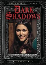 Dark Shadows Collection 22 DVD Set Episodes 1062-1101 Series Show TV Box Season