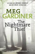 The Nightmare Thief-Meg Gardiner, 9780007337651