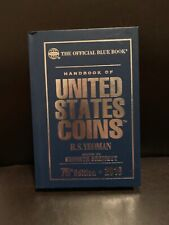 Handbook of United States Coins 75th Edition By R.S. Yeoman HC