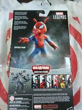 *Box only* Marvel legends Monster Venom series No*Spider ham*NO BAF*