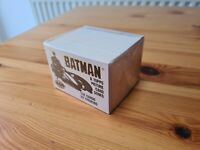 Complete Batman Trading Cards 1989 Movie Topps Tim Burton. 132 cards 22 stickers