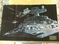 Vintage Star Wars,Hans Solo's MILLENNIUM FALCON,1980 Space Chase POSTER