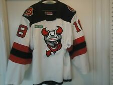 Binghamton Devils Speers game worn New Jersey NHL AHL hockey  CCM Quicklite