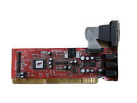 OPTi SOUND CARD EXPERTCOLOR MED3931 VER. 2.0 ISA SLOT GOOD CONDITION
