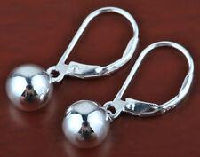 Orecchini Orecchini pendenti PERLA 5 mm in argento sterling 925 perle d'argento
