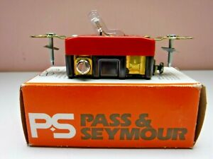 Pass & Seymour PS Single Pole Pilot AC Lighted Switch Clear 20AC1-CPL 20A New