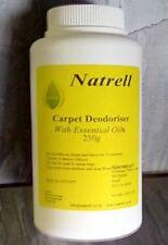 Natrell Long Lasting Fresh Carpet Deodoriser Powder Natural With Essential Oil