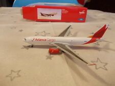 Herpa Wings 526180 Avianca Cargo Airbus A330-200F 1/500