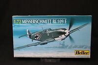 YR075 HELLER 1/72 maquette avion 80234 Messerschmitt Bf 109 E
