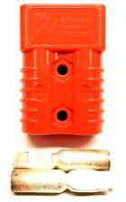 6327G6 Anderson Original SB 175 Battery Connector Orange #4 AWG