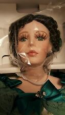 William Tung ADELLE Porcelain Doll Hand Crafted Limited Treasures Forever COA